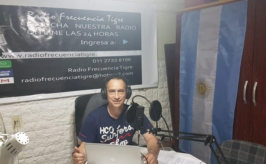 ARRANCAMOS LAS TRANSMISIONES POR ¡RADIO FRECUENCIA TIGRE!