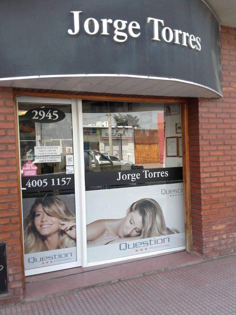 Jorge Torres Estilista Te espera en su Salón de belleza ubicado en Santa María de Las Conchas 2945 Rincón de Milberg, en Tigre, Buenos Aires Teléfono: 011 4005-1157
